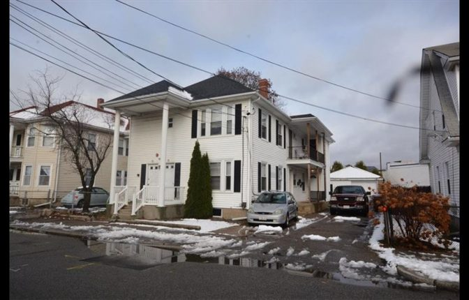 33 Tingley St Pawtucket, RI 02861 – Multi-Family Home For Sale