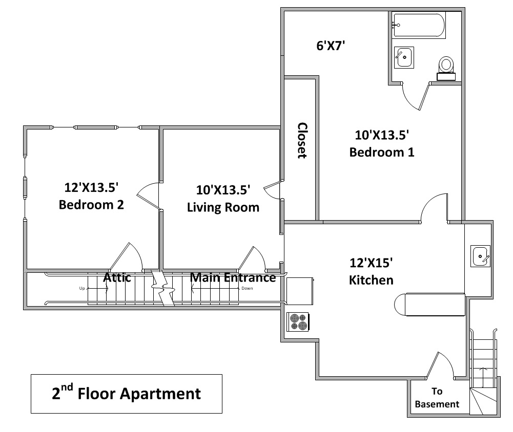 Apartments For Rent In Ri Utilities Included: 2Br Apartment For Rent In East Providence, RI On Woodland
