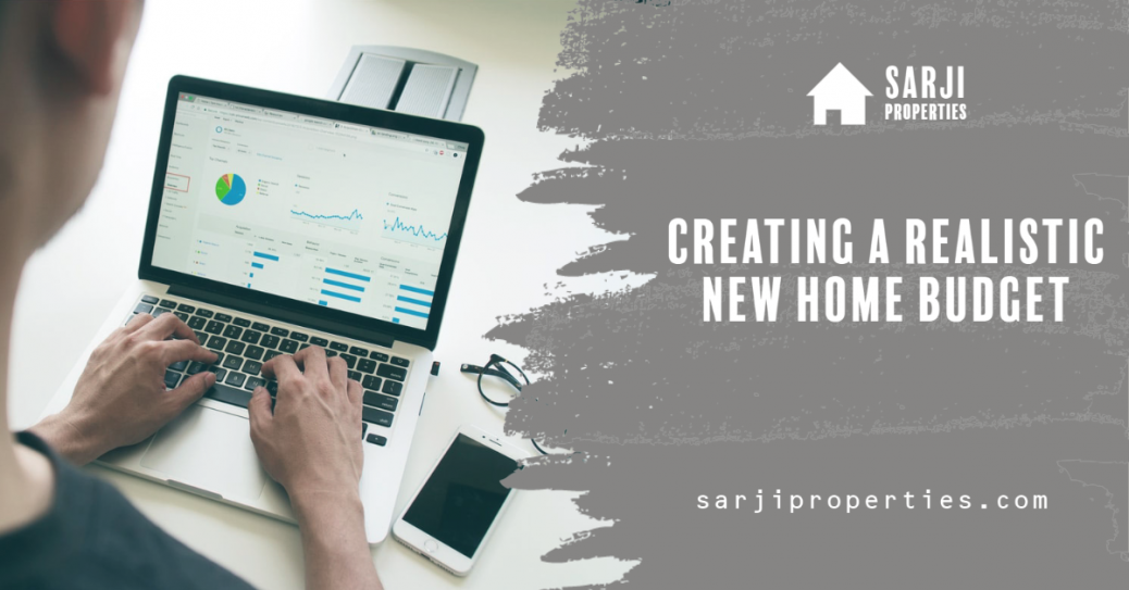 Creating a Realistic New Home Budget