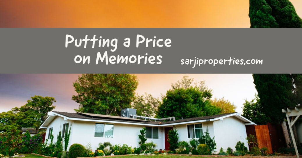 Putting a Price on Memories
