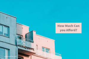 How Much Can you Afford?