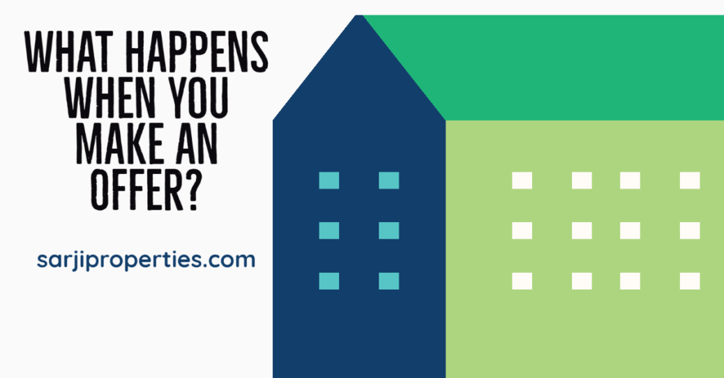 What Happens when you Make an Offer?